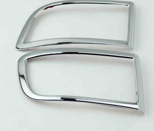 AL ABS クローム プラド 120 フォグライト カバー トリム 適用: トヨタ ランドクルーザー プラド FJ120 FJ 120 2003-2009 ランプ フード AL-EE-6390