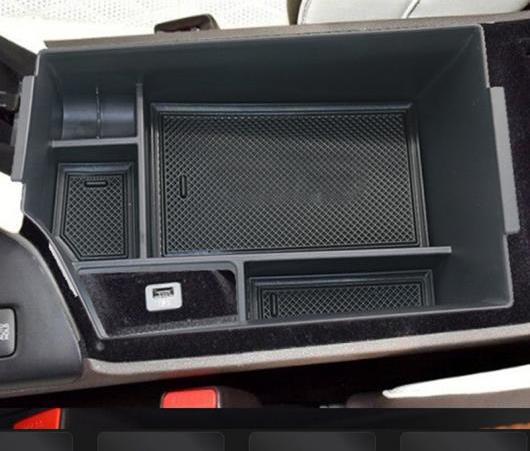 AL イン 2018 適用: インフィニティ QX50 セントラル トランク ストレージ ボックス トレイ アームレスト ボックス シート ケース 機能 トレイ AL-EE-6440