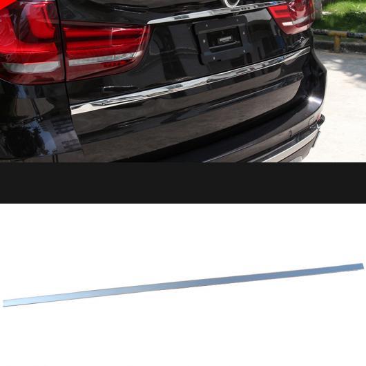 AL 適用: BMW X5 E70 X6 E71 リア トランク テールゲート トリム ドア ブーツ ガーニッシュ ベゼル カバー 装飾 1ピース AL-EE-6710