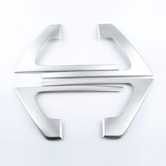 AL 適用: トヨタ ランドクルーザー LC200 2016-2018 ドア アームレスト カバー トリム ストリップ ステッカー クローム スタイル 1 AL-EE-7003