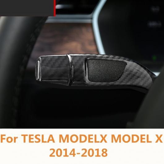AL 適用: テスラ モデル X 2014-2018 ワイパー バー 装飾 保護 カバー アクセサリー インテリア ブルー・レッド AL-EE-6880