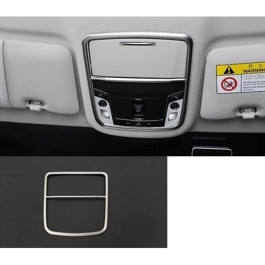AL 適用: ホンダ オデッセイ 2015-18 トリム フレーム ドーム リード ライト ランプ カーボンファイバー カバー 装飾 シルバー AL-EE-7167