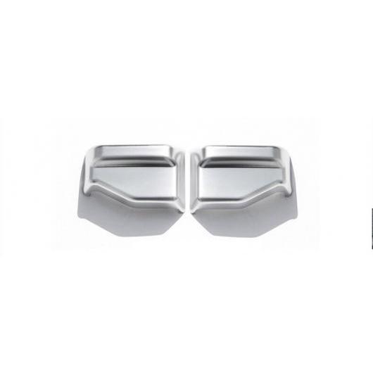 AL 適用: メルセデス ベンツ E クラス W213 E200 E300 E320 2016-2018 シート セーフティー ベルト ヘッド カバー メンバー トリム ABS クローム AL-EE-7290