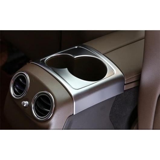 AL 適用: メルセデス ベンツ E クラス W213 E200 E300 E320 2016-2018 装飾 ABS クローム バック センター コンソール ドリンクホルダー フレーム ギア ボックス ABS クローム AL-EE-7300