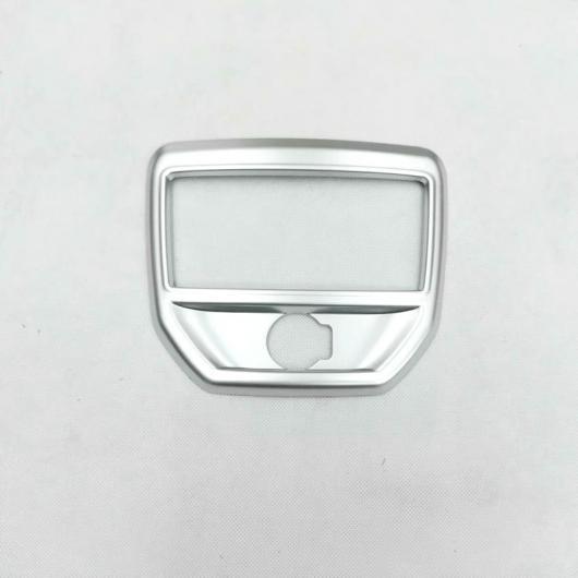 AL 適用: プジョー 3008 & 4008 2017-2018 ABS クローム リア エキゾースト 吹き出し口 カバー トリム 1ピース スタイル 2 シルバー AL-EE-7493