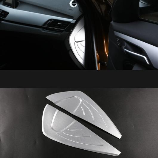 AL ダッシュボード サイド 装飾 ボード フレーム ステッカー スパンコール 適用: BMW X1 F48 2016-2018 2ピース AL-EE-7835