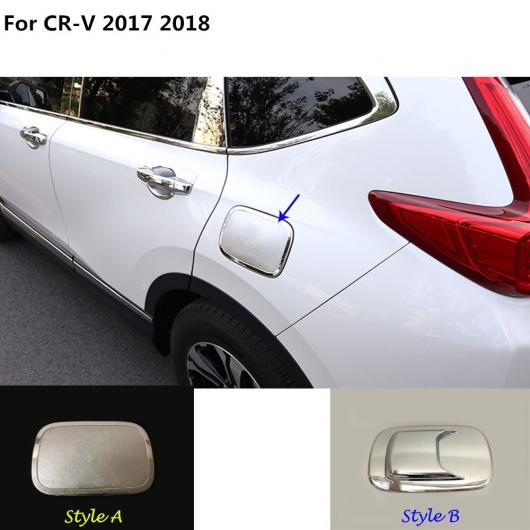 AL トップ ボディ ガス/フューエル/オイル タンク カバー ヘッド スティック ランプ フレーム トリム 1ピース 適用: ホンダ CRV CR-V 2017 2018 レッド・ホワイト AL-EE-7648