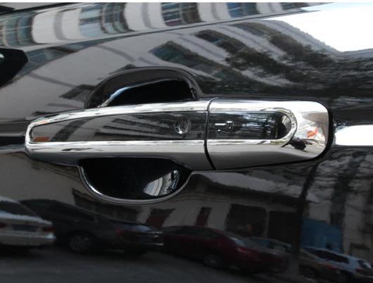 AL シャープ アウトサイド ドア ハンドル カバー ボウル フレーム トリム ステッカー 適用: ランド ローバー ディスカバリー 5 2017 2018 タイプ008・タイプ009 AL-EE-7790