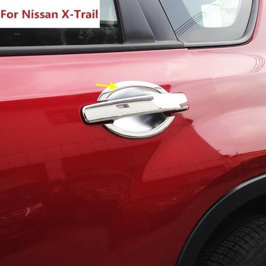 AL 適用: 日産 エクストレイル T31 ドア ボウル ハンドル カバー トリム X トレイル 2008 2009-2012 2013 ABS クローム AL-EE-7356