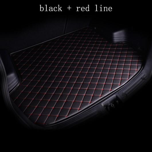 AL カーゴ ライナー 適用: フィアット 全モデル 500 500L 2007-2014 プント ブラボー ビアッジオ ブーツ マット トランク マット フロア カーペット ブラック ホワイトライン~パープル ベージュライン AL-EE-8164