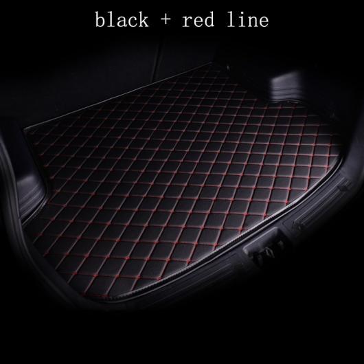 AL カーゴ ライナー 適用: 三菱 全モデル ASX アウトランダー ランサー 10 パジェロ スポーツ ブーツ マット トランク マット フロア カーペット ブラック ホワイトライン~パープル ベージュライン AL-EE-8181