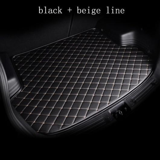 AL カーゴ ライナー 適用: BYD 全モデル FO F3 Surui Sirui F6 G3 M6 L3 G5 G6 S6 S7 E6 E5 ブーツ マット トランク マット フロア カーペット ブラック ホワイトライン~パープル ベージュライン AL-EE-8227