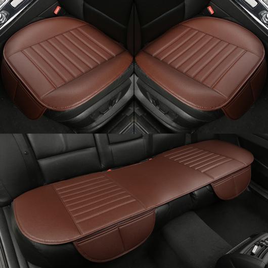 AL ユニバーサル レザー シートクッション 適用: アウディ 全モデル A3 8V A4 B6 B9 B8 C7 Q5 A5 A6 C6 Q7 Q3 クッション ブラウン~ブラック AL-EE-8448