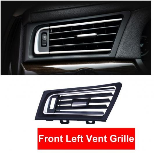 AL LHD フロント 左側 ウィンド エアコン 吹き出し口 グリル パネル クローム プレート リプレース 適用: BMW 7シリーズ F01 F02 730 735 740 フロント 左・フロント 右 AL-EE-8605