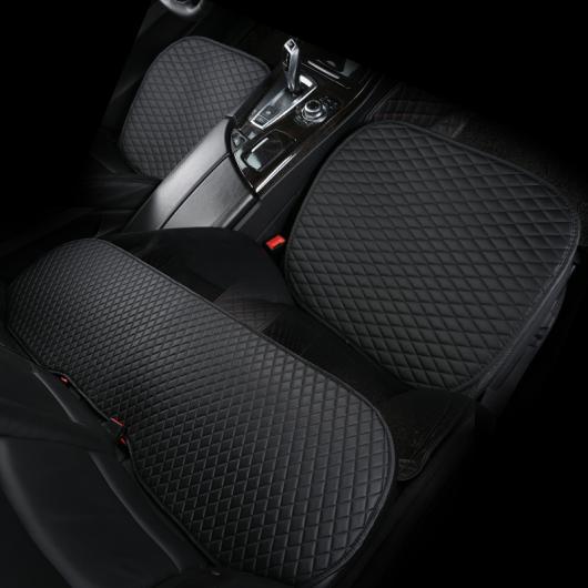 AL ユニバーサル レザー シートカバー 適用: トヨタ 全モデル RAV4 ウィッシュ ランドクルーザー ヴィッツ マーク オーリス プリウス カムリ カローラ 3ピース ブラック~ブラウン AL-FF-0199