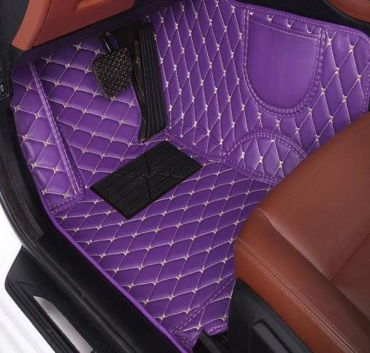 AL フロアマット 適用: マセラティ 全モデル グランツーリスモ ギブリ クアトロポルテ レバンテ ブラック レッド~ワイン レッド AL-FF-0345