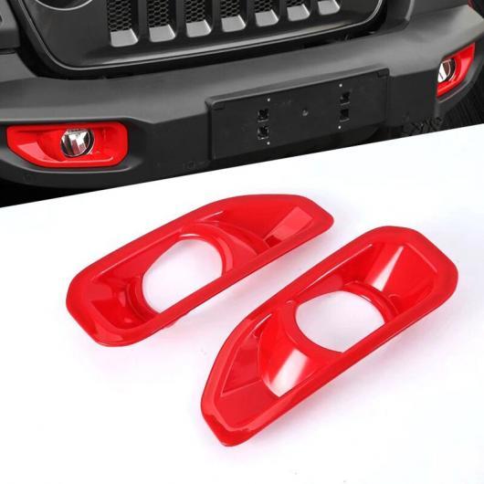 AL グリル ヘッドライト カバー ヘッド ライト ランプ リング ベゼル エクステリア トリム カーボンファイバースタイル 適用: ジープ ラングラー JL 2018 タイプ003 AL-FF-1104