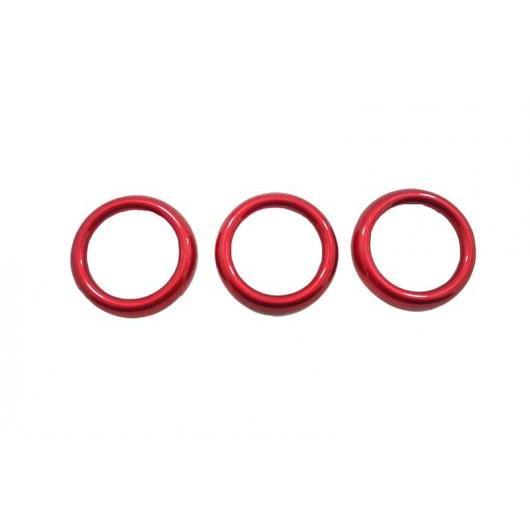 AL インテリア モールディング ドリンクホルダー ガラス リフト スイッチ フレーム ベント ギア シフト パネル カバー 適用: マツダ CX-3 CX3 2016 2017 2018 センター ベント カバー AL-FF-1765