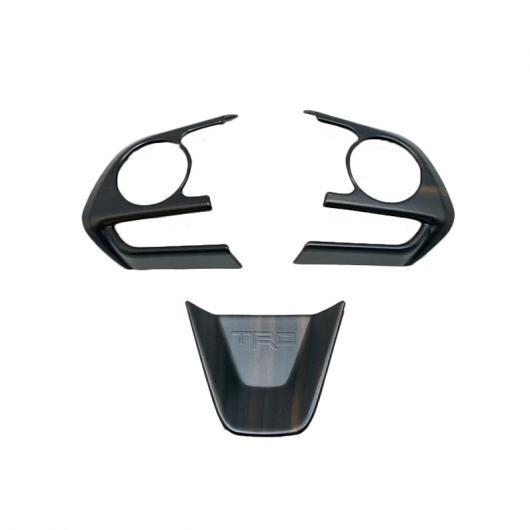 AL ステアリング ホイール トリム インテリア フレーム 適用: トヨタ RAV4 RAV 4 XA50 50 2019 2020 木目調 アクセサリー タイプ001 AL-FF-1875