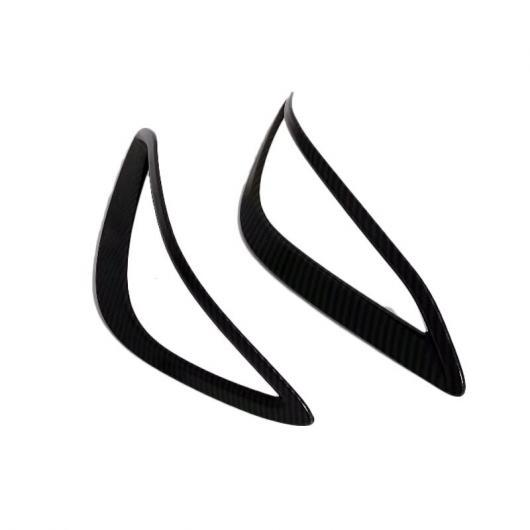 AL フロント フォグライト ランプ カバー トリム 適用: トヨタ ラッシュ 2019 2020 ABS カーボンファイバー ステッカー スタイリング タイプ003 AL-FF-1932