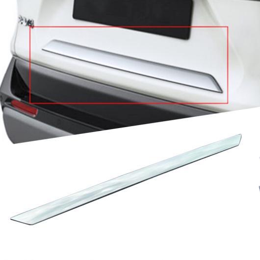 AL テールゲート リア ドア ボトム トランク メンバー カバー モールディング トリム ステンレス スチール バック 適用: トヨタ RAV4 2019 2020 AL-FF-1900