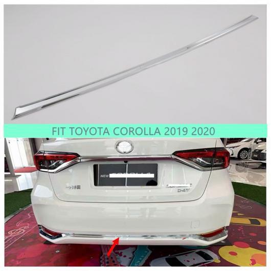 AL 適用: トヨタ カローラ 2019 2020 ABS クローム リア テール フォグランプ ライト カバー リア バンパー カバー トリム 自動車 装飾 ランプ A AL-FF-3502
