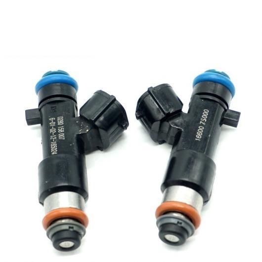 AL フューエル インジェクター ノズル 16600-7S000 0280158007 2ピースセット 適用: 日産 フロンティア 4.0 アルマダ タイタ インフィニティ V6 V8 QX56 AL-FF-3114
