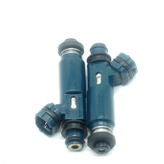 AL 2ピースセット フューエル インジェクター ノズル 23209-50040 23250-50040 適用: トヨタ ランドクルーザー タンドラ レクサス GX470 LX470 セコイア 4.7 AL-FF-3138