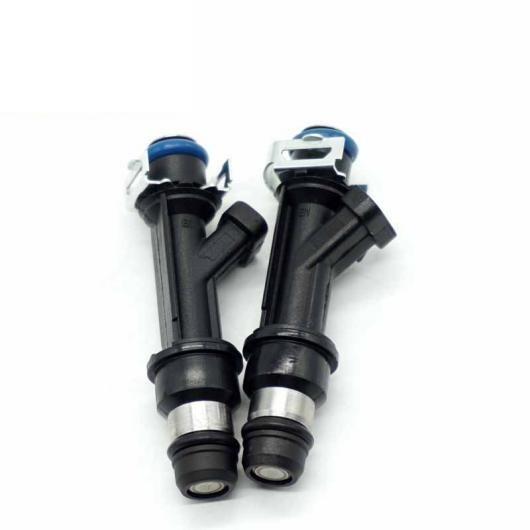 AL フューエル インジェクター ノズル 2ピースセット 適用: シボレー エンボイ イスズ 4.2L オールズモビル ブラバダ 4.2L 2002-2004 25313185 AL-FF-3231
