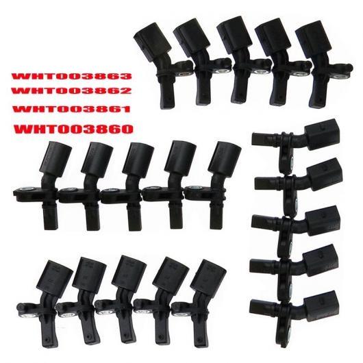 AL ABS ホイール スピード センサー 5 セットセット WHT003860 WHT003861 WHT003862 WHT003863 適用: フォルクスワーゲン ポロ FOX シュコダ セアト AL-FF-3245