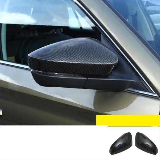 送料無料 セール AL オート カーボンファイバー ABS バックミラー 傷つき防止 保護 適用: AL-FF-3614 GT カバー コディアック トラスト シュコダ インテリア