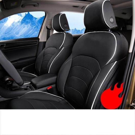 AL ラグジュアリー レザー カーシート クッション カバー 適用: シュコダ コディアック GT 17-19 7 シート タイプ 1 ◆適用: ピロー AL-FF-3741