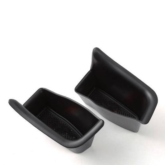 AL ABS フロッキング ドア スロット ストレージ ボックス 適用: A8 A4 A6 A3 A5 A7 Q5 Q5 Q7 12-19 A6 ABS AL-FF-3913