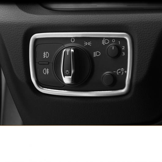 AL 亜鉛 合金 セントラル コントロール ステアリング ホイール リング ヘッドライト スイッチ トリム ドア トリム 適用: ヘッドライト スイッチ AL-FF-3919