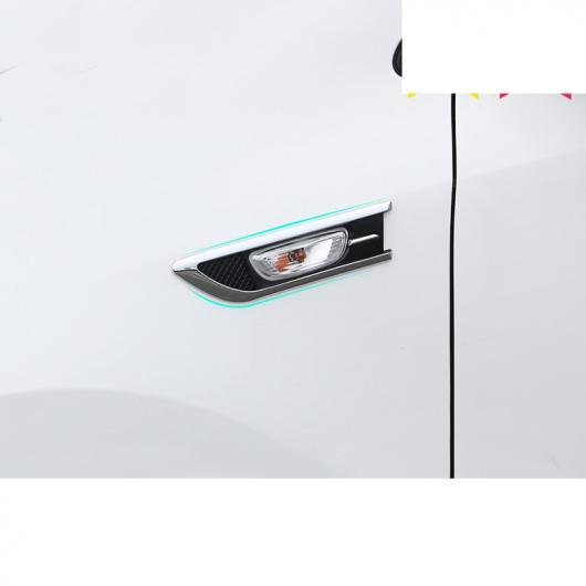 AL ABS チューニング ライト トリム フェンダー ライト トリム 適用: 起亜 K2 リオ 2017 2018 インテリア モールディング K2 GL・K2 GLS AL-FF-3836
