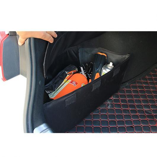 AL キャンバス トランク ストレージ ボックス 適用: 起亜 K5 オプティマ 2016 2017 2018 2019 2020 モールディング アクセサリー カーゴ サイド K5 AL-FF-3891