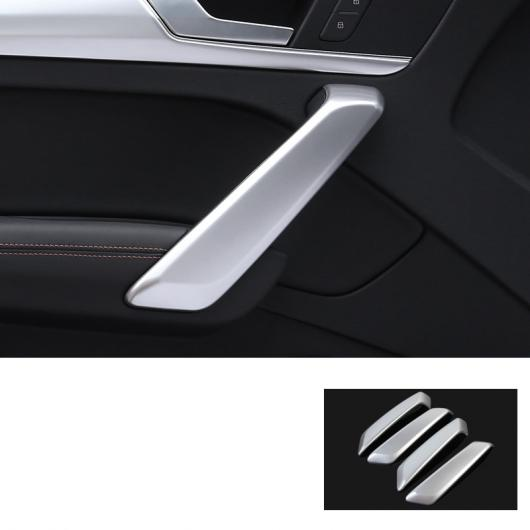 AL ABS リア 吹き出し口 シガーソケット インナー ドア フレーム カップ スロット フレーム トリム 適用: アウディ Q5 2018 インナー ドア ハンドル AL-FF-3988