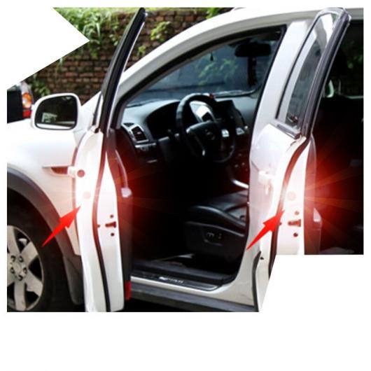AL LED ドア エッジ ワーニング ライト 反射 ライト 適用: アウディ インテリア アクセサリー ステッカー 2 ピース AL-FF-4047