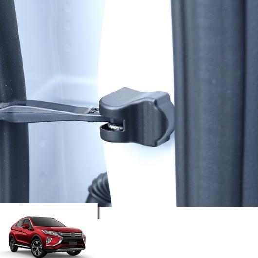 AL ABS ドア ロック バックル カバー 適用: 三菱 エクリプス クロス 2018 2019 2020 アクセサリー 4 ピース AL-FF-4110