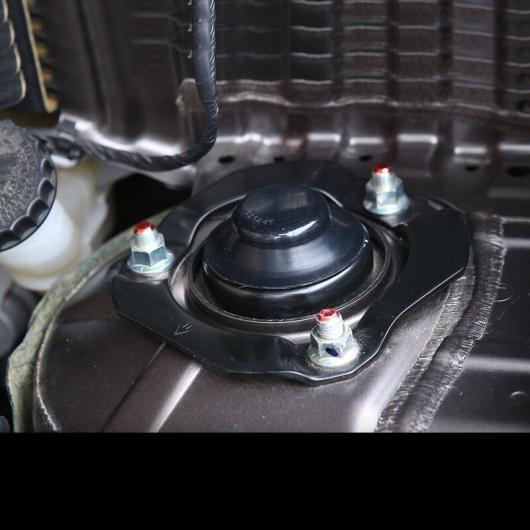 AL ABS インテリア ショック アブソーバー 耐衝撃 デバイス カバー 適用: 三菱 アウトランダー スポーツ ASX RVR インテリア アクセサリー 1 ピース AL-FF-4224