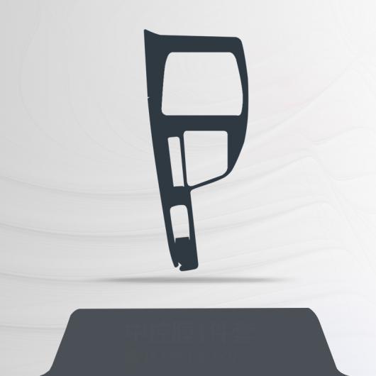 AL TPU インテリア セントラル コントロール ウインドウ ピラー GPS スクリーン フィルム 保護 ステッカー 適用: セントラル コントロール フィルム AL-FF-4483