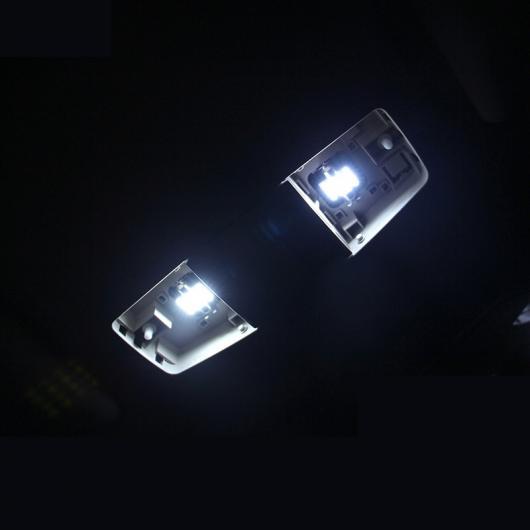 AL インテリア ルーフ ライト ランプ 適用: 三菱 アウトランダー 2013 2014 2015 2016 2017 2018 2019 2020 インテリア タイプ 1・タイプ 2 AL-FF-4444