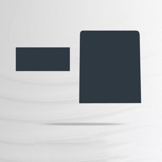 AL TPU インテリア セントラル コントロール 保護 フィルム 適用: NIO ES8 2019 2020 スクリーン フィルム 2ピース AL-FF-4752