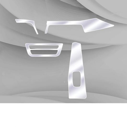 AL TPU 傷つき防止 インテリア セントラル コントロール 保護 フィルム ステッカー 適用: BMW 3シリーズ 320I F34 GT F30 2013-2018 2017 1 AL-FF-4753