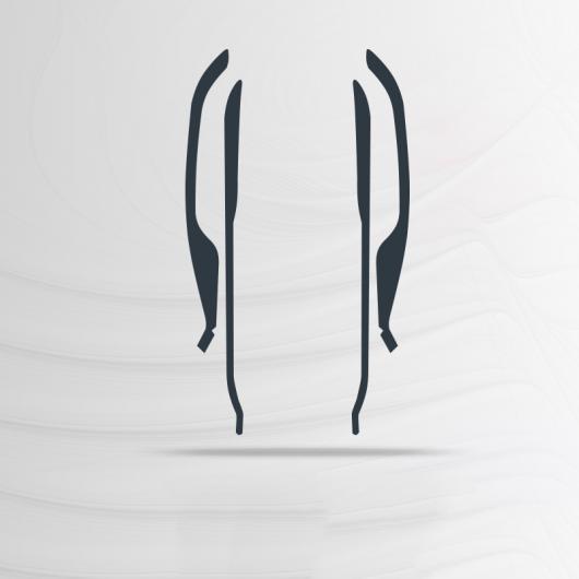 AL TPU インテリア セントラル コントロール 保護 フィルム 適用: リンカーン コンチネンタル MKZ MKC MKX ステッカー 17-19 MKC 4ピース AL-FF-4765
