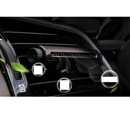 AL ABS インテリア 香水 ストリップ トリム 適用: レクサス RX200T NX200 ES200 250 ブラック-オーシャン フレーバー~ゴールド-LEMON フレーバー AL-FF-4731