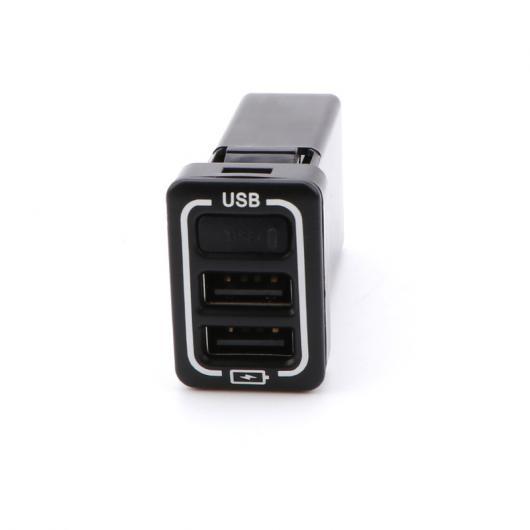AL 適用: レクサス NX NX200 NX200T NX300 NX300H USB 充電器 コネクタ インテリア モールディング アクセサリー スタイリング タイプ001 AL-FF-4847
