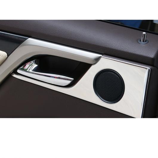 AL 適用: レクサス RX RX200T 450H RX300 インナー ドア ハンドル フレーム ステンレス スチール インテリア 光沢 シルバー 1~チタン ブラック 3 AL-FF-4905