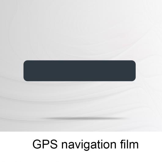 AL TPU GPS ダッシュボード フィルム ナビゲーション ギア パネル 保護 ステッカー 適用: マイバッハ 2015 2017 2018 2019 ナビゲーション フィルム AL-FF-5138