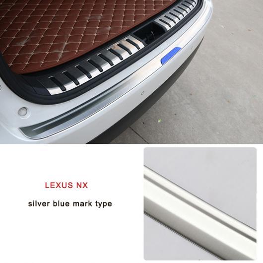 AL 適用: レクサス NX NX300 NX300H トランク テールゲート ガード ボード トリム プロテクター インテリア アクセサリー タイプ 4 AL-FF-5155